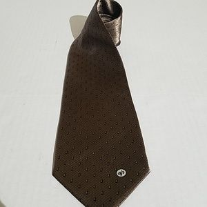 Versace classic v2 tie brown H16